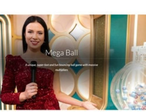 Evolution Rolls Out Its Latest Live Casino Game – Mega Ball