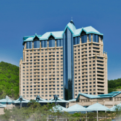 Kangwon Land is a Legal land casino in South Korea