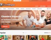 LeoVegas Launches its Own In-House Live Games Platform