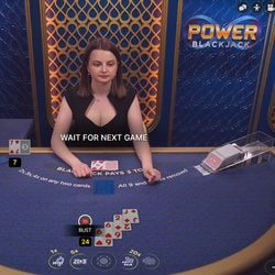 Power Blackjack is the Latest Evolution Gaming Online Blackjack