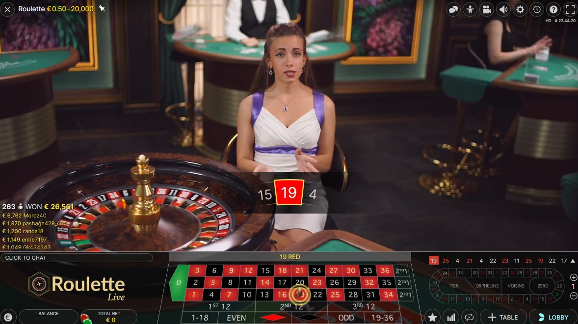 Best Roulette Strategies by Live-Dealers-Casino.com