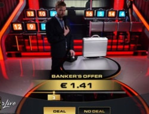 Play Live Deal or No Deal at Casimba Online Casino