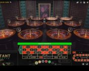 Instant Roulette by Evolution Gaming is a 12 live roulettes filmed from studio