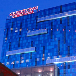 Greektown Casino In Detroit Is Open but Revenue Is Still Taking a Beating
