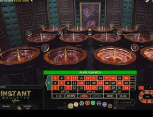 Instant Roulette Is Now Available at 32Red Live Casino