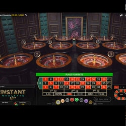 Play Instant Roulette in 32Red Casino