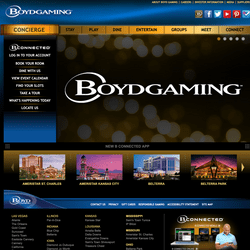 Boyd Gaming Reports Sharp Drop in Q3 Revenues