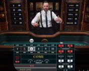 Evolution Launches Craps Live, The First Live Craps Game