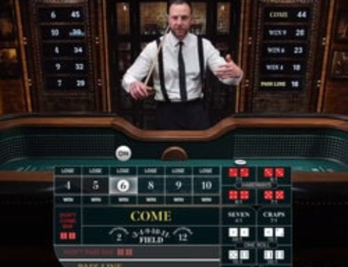 Evolution Has Released the First Live Dealer Craps Game