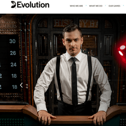 Evolution Is The Most Innovative Live Software for Online Casinos