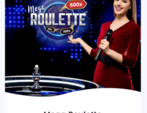 Pragmatic Play Live Releases Mega Roulette Game