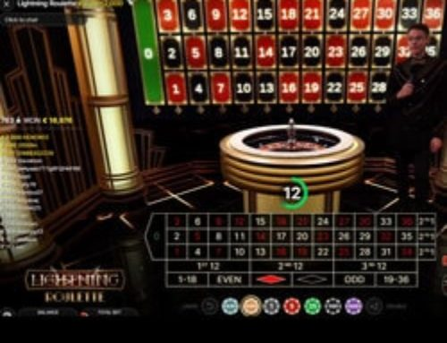 Lightning Roulette Launching In Land-Based Casinos