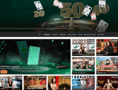 Mr Green – The Best Evolution Mobile Live Casino